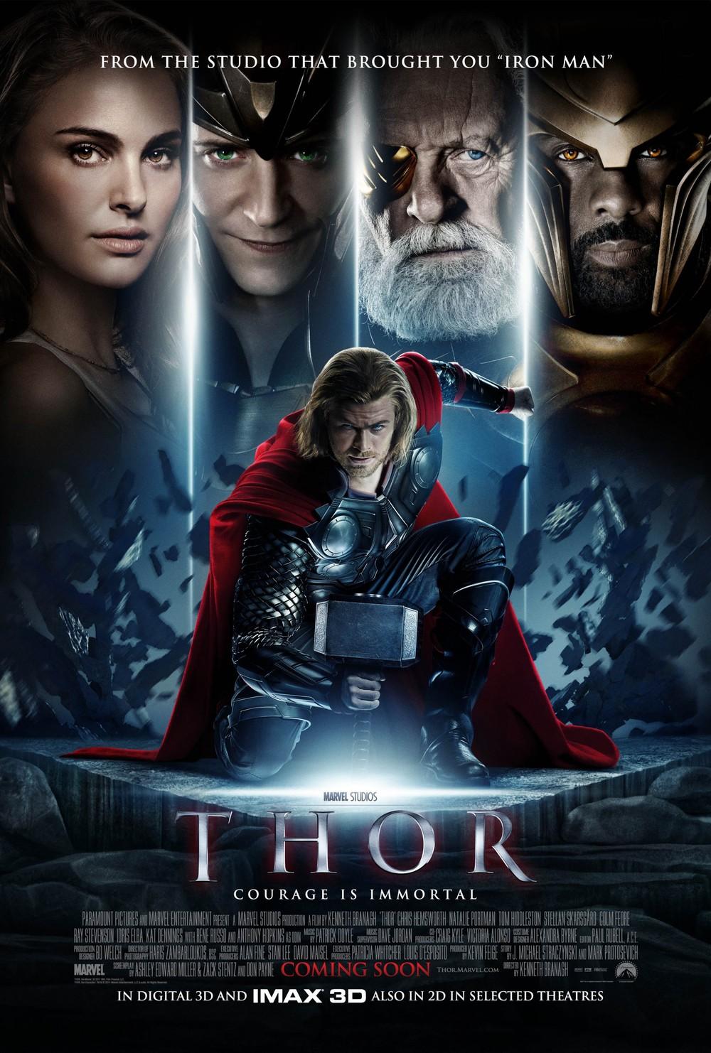 Póster de Thor