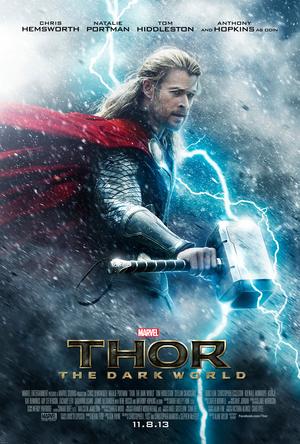 Póster de Thor: El mundo oscuro