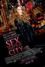 Póster de Sexo en Nueva York: La película
