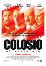 Póster de Colosio: El asesinato
