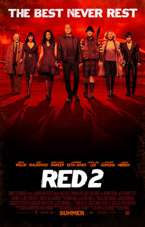 Póster de Red 2
