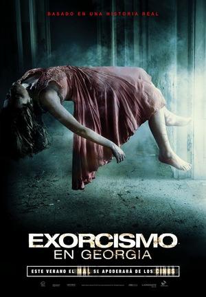 Póster de Exorcismo en Georgia