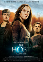 Póster de The Host (La huésped)