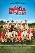 Póster de La gran familia española