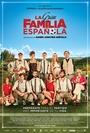 Cartel de La gran familia española