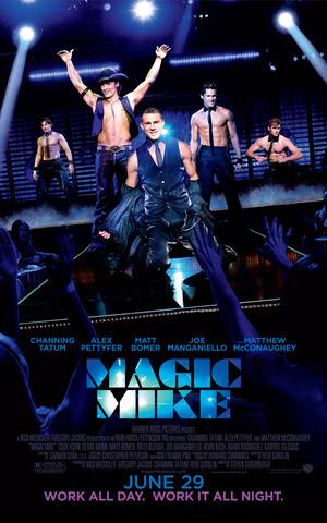 Póster de Magic Mike