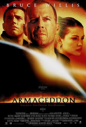 Póster de Armageddon