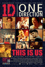 Póster de One Direction: This is Us