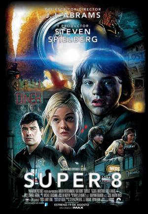 Póster de Super 8