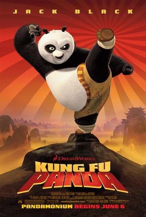 Póster de Kung Fu Panda