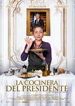 Póster de La cocinera del presidente