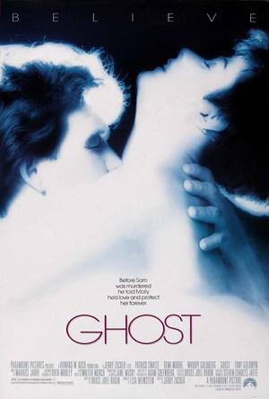 Póster de Ghost (Más allá del amor)