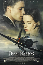 Póster de Pearl Harbor