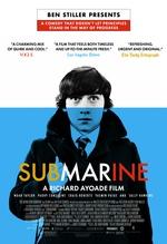 Póster de Submarine