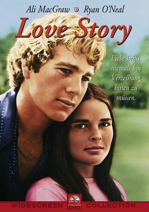 Póster de Love Story
