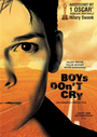 Cartel de Boys Don't Cry