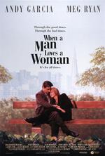 Póster de Cuando un hombre ama a una mujer