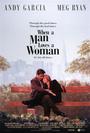 Cartel de Cuando un hombre ama a una mujer
