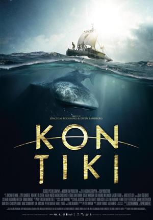 Póster de Kon-Tiki