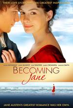 Póster de La joven Jane Austen
