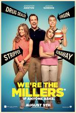 Póster de Somos los Miller