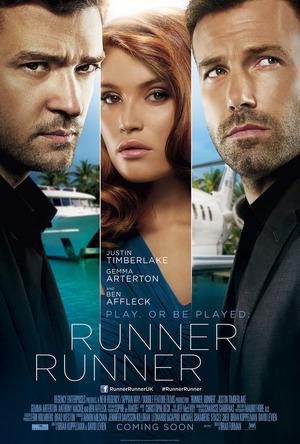 Póster de Runner Runner