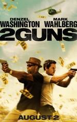 Póster de 2 Guns