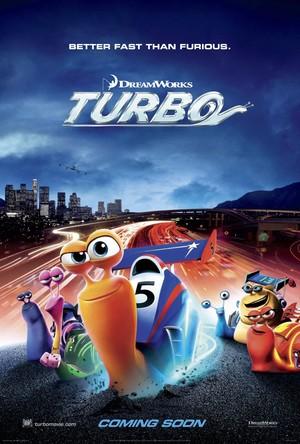 Póster de Turbo