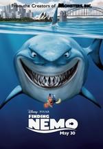 Póster de Buscando a Nemo