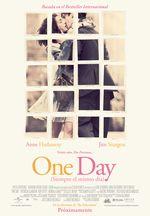 Póster de One Day (Siempre el mismo día)
