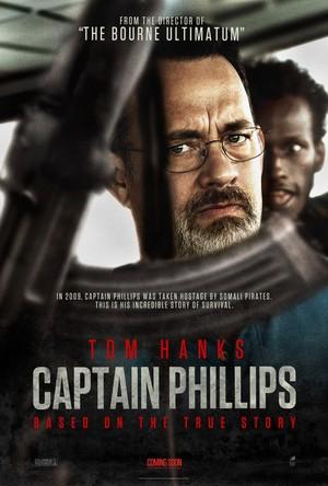 Póster de Capitán Phillips
