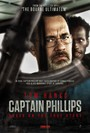 Cartel de Capitán Phillips