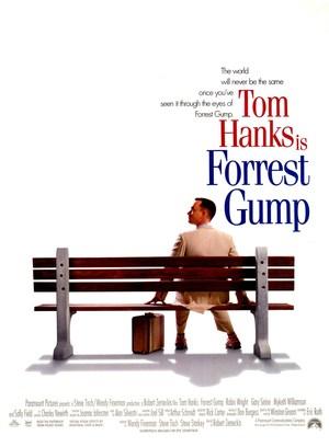 Póster de Forrest Gump