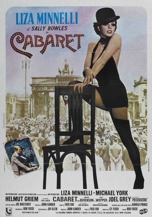 Póster de Cabaret