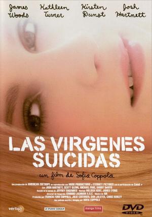 Póster de Las vírgenes suicidas