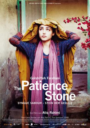 Póster de La piedra de la paciencia