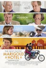 Póster de El exótico Hotel Marigold