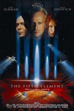 Póster de El quinto elemento
