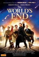 Póster de Bienvenidos al fin del mundo