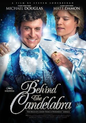 Póster de Behind The Candelabra