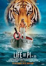 Póster de La vida de Pi