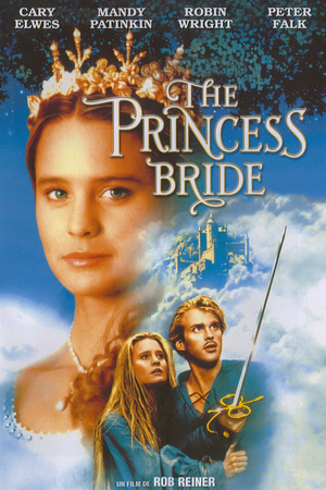 Póster de La princesa prometida