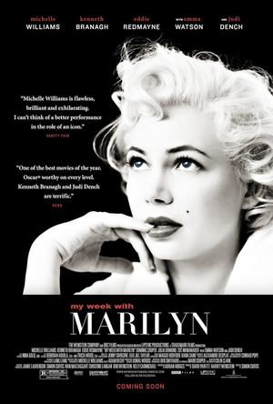 Póster de Mi semana con Marilyn