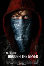 Póster de Metallica: Through the Never