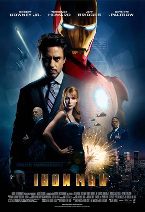 Póster de Iron Man
