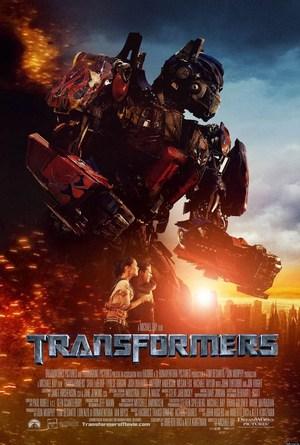 Póster de Transformers