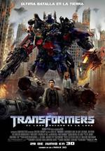 Póster de Transformers: El lado oscuro de la Luna
