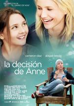 Póster de La decisión de Anne