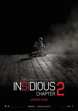 Póster de Insidious: Capítulo 2