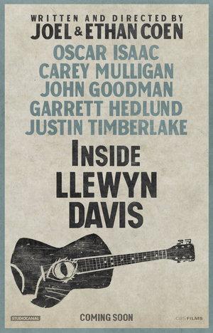 Póster de A propósito de Llewyn Davis